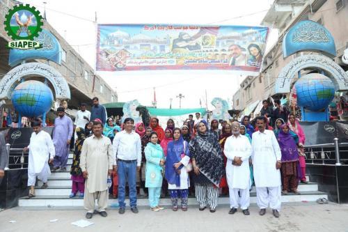 SIAPEP FFS Women's Activity in Bhit Shah on 27-Feb-2020