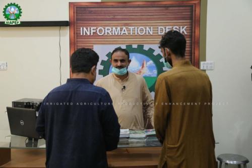 Siapep Activities in District Larkana-2