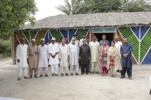 Women's FFS training for Cotton crop, Distt: Badin